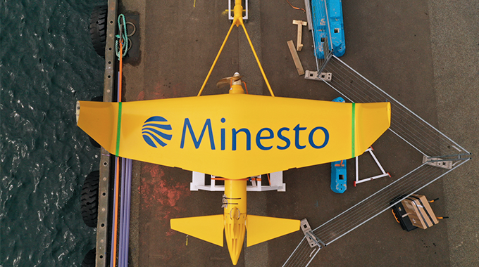 Minesto closes in on Vestmannasund kite launch